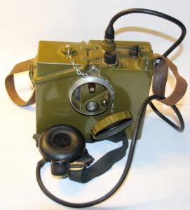 Ранцевая, носимая радиостанция Р-126