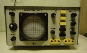 Осциллограф лабораторный учебный Н3013