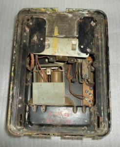 Телефон модели 653-BA без номеронабирателя