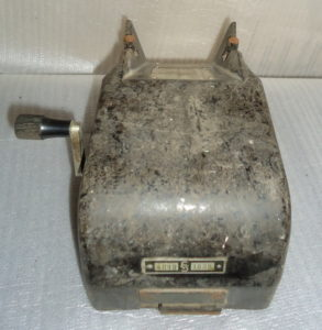 Телефон фирмы Siemens & Halske, 1939