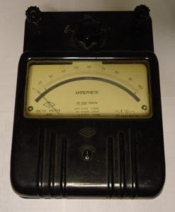Амперметр 259/104